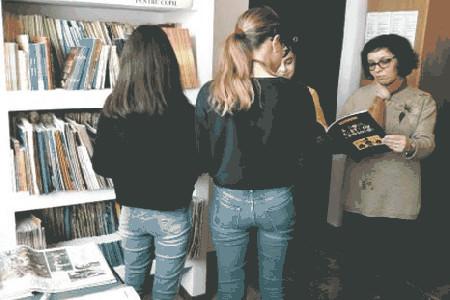 tudor musatescu biblioteca